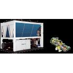 CI-DAND Чиллеры с воздушным охлаждением и винтовыми компрессорами