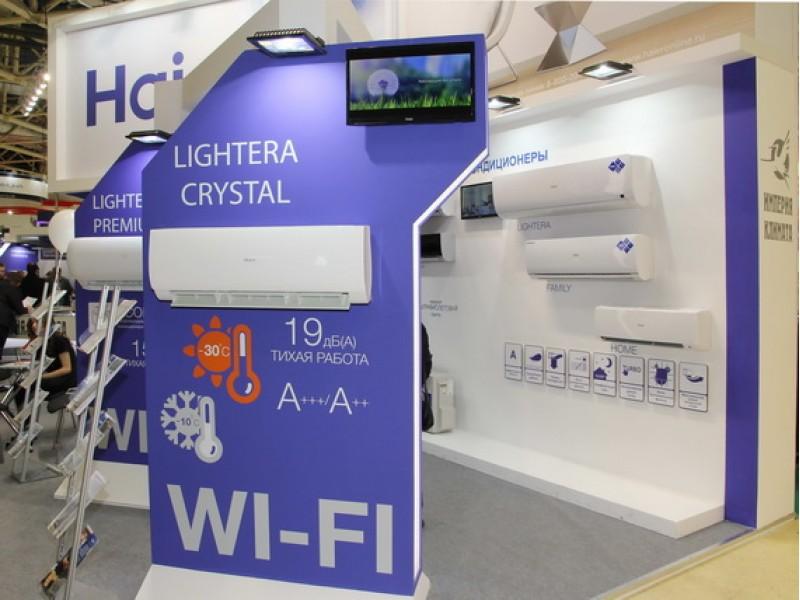 Haier Lightera Crystal: новые технологии в премиальном исполнении